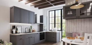 Jadalnia połączona z kuchnią – na co zwrócić uwagę wybierając meble?