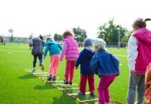 Zabawy ruchowe dla dzieci w wieku przedszkolnym